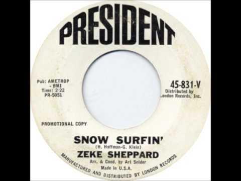 Zeke Sheppard - Snow Surfin'