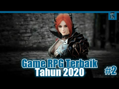 10 Game Android RPG Terbaik High Graphic Tahun 2020