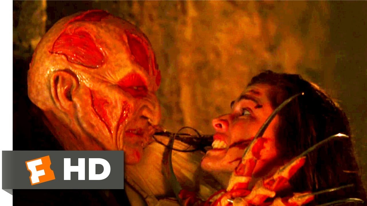 Download Wes Craven's New Nightmare (1994) - The Demon's Lair Scene (9/10)   Movieclips