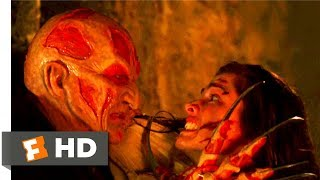 Wes Craven's New Nightmare (1994) - The Demon's Lair Scene (9/10) | Movieclips