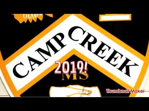 Camp Creek Middle School 2019 Winter Fest Chorus Performance!