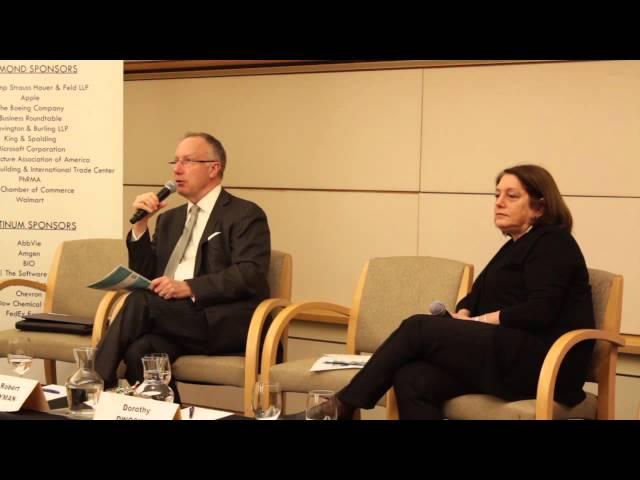 WITA TPP Series: Digital Trade-Amb. Robert Holleyman Q&A pt 3 4/7/16