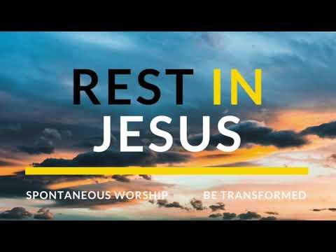 Rest In Jesus | Spontaneous Worship | Bethel | UpperRoom |Matt Gilman