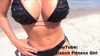 5 Minute Abs | Sexy Bikini Ab Workout Video