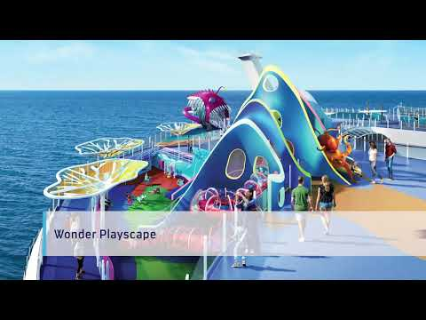 World's Newest Wonder Sets Course For U.S. And Europe...
