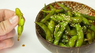 Edamame 2 Simple Recipes