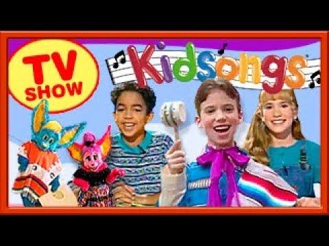 Kidsongs TV Show | Let's Sing Spanish Kids Songs  | La Bamba | Los Pollitos | Latin Dance | PBS Kids