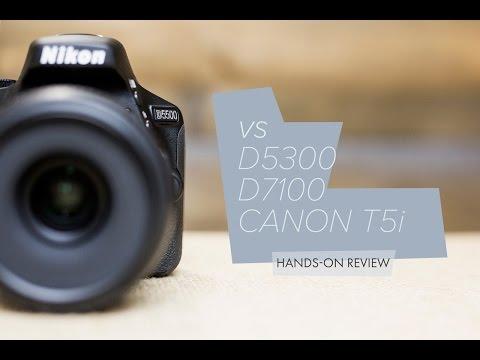 Nikon D5500 Review (vs D5300, T5i)