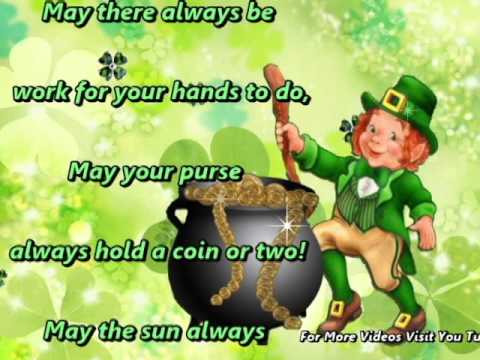 Happy St Patrick's Day Blessings,Prayers,Quotes,Wishes ...