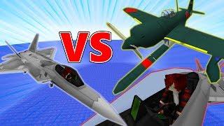 今回はMODを使用して戦闘機VS戦闘機で遊びました。 次は銃撃戦もありま...