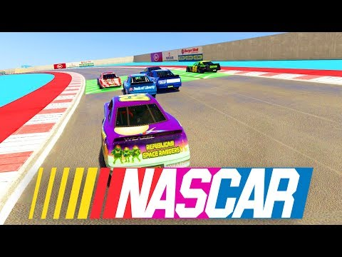 *NEW* NASCAR RACE MODE - Grand Theft Auto 5 Multiplayer