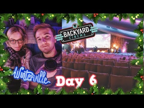 CHRISTMAS ACTIVITY IN LONDON! | VLOGMAS DAY 6 - CHRIS & EVE