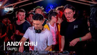Baixar Andy Chiu Minimal & Techno Mix   Boiler Room Taipei