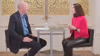 """""""Catch-Up With David"""": with Chief Executive Officer of Nextdoor, Sarah Friar"""