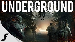 UNDERGROUND - The Division DLC First Impressions