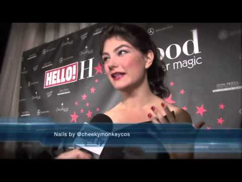 TIFF: Actress Katie Boland on the HELLO! Canada red carpet