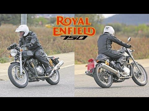 Royal Enfield 750 CC  -New upcoming bike from Royal Enfield