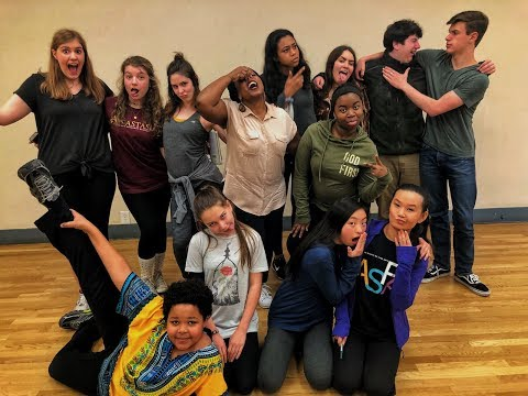 ART PLAY TAKES NYC 2018 || Musical Theatre Intensive