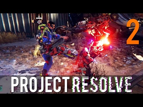 [2] Project Resolve (Let's Play The Surge PC w/ GaLm)