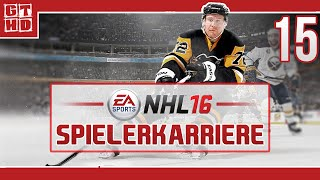 NHL 16 Be a Pro (Center) Spielerkarriere Let
