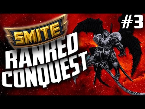 Smite: S4  Qualifying Cquest #3  Thanatos