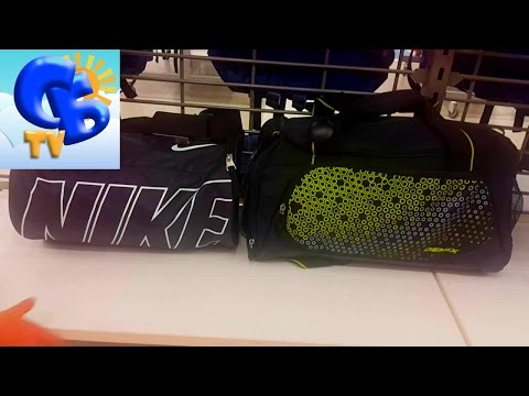⚽ Покупаем: Спортивная сумка Найк, Фила, Адидас, Демикс для тренировок Sport bag Nike, Adidas, Demix