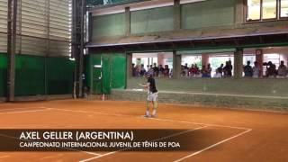 Axel Geller | ARG | Highlights | Copa Gerdau