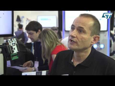 From EW 2015 Show - New STM32 L4 Series