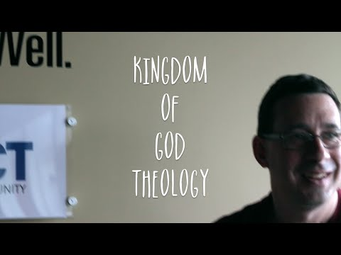 Digital Discipleship: Kingdom of God Theology