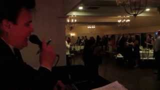 LESSINGS THREE VILLAGE INN STAN WIEST WEDDING DJ MC LONG ISLAND    WEDDING INTRODUCTIONS
