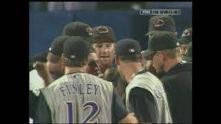 Randy Johnson's Perfect Game on May 18, 2004 | D-backs Vault