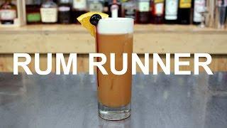 Tiki Week: Rum Runner Cocktail Recipe