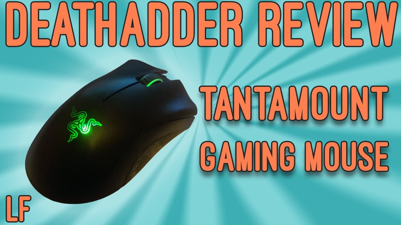 Razer Deathadder Essential Mouse Review