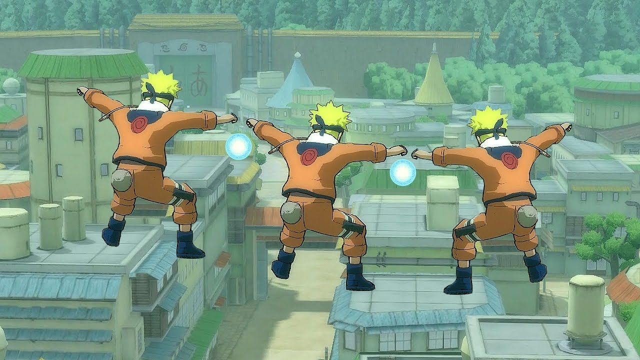 NARUTO SHIPPUDEN: Ultimate Ninja STORM Legacy torrent download for PC
