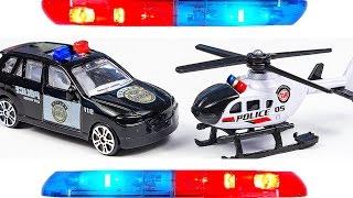 видео: Полицейская машина мультик. Пожарная машина мультик. Рабочие машины. Мультфильм про пожарную машину