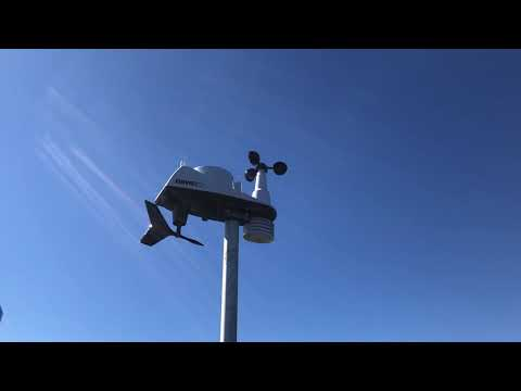 Provincetown Schools Weather Station