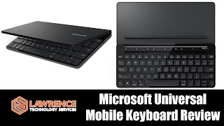 Microsoft Universal Mobile Keyboard Review