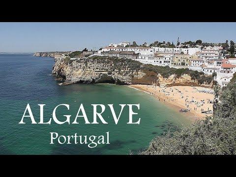 Algarve - Portugal's southernmost region [HD]