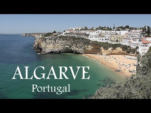 Algarve - Portugal's southernmost region