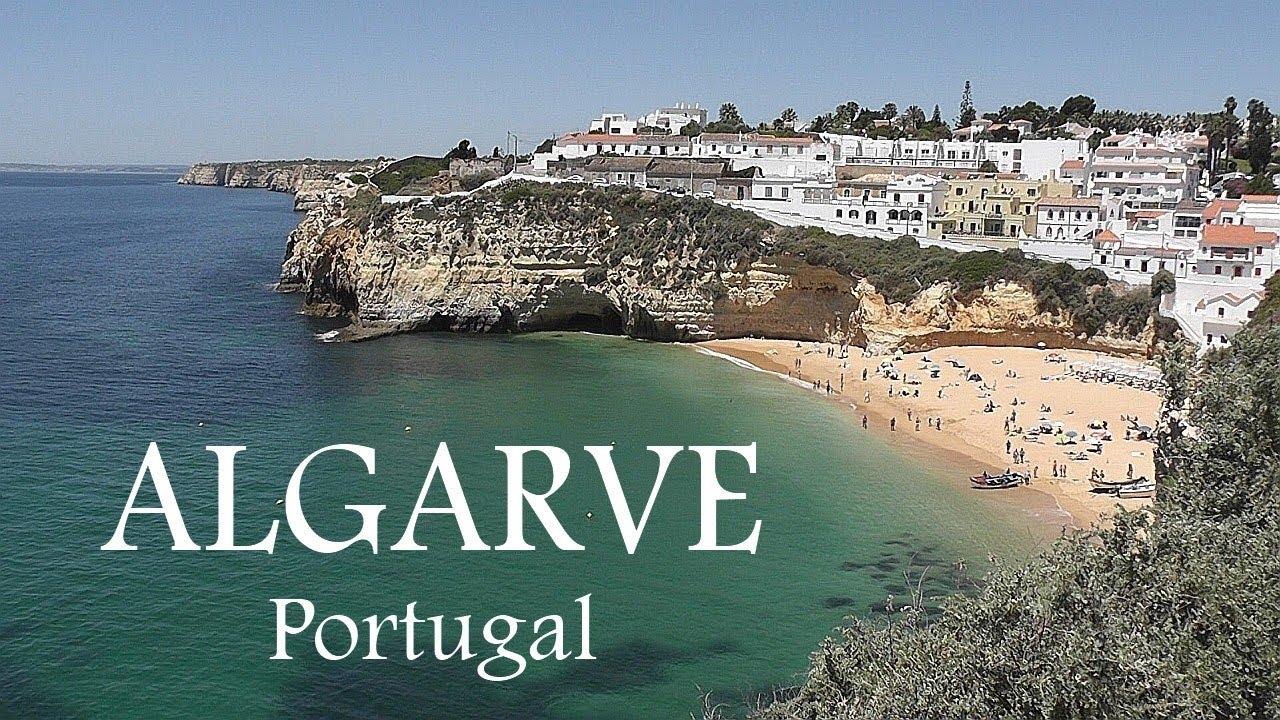 algarve portugal 39 s southernmost region youtube. Black Bedroom Furniture Sets. Home Design Ideas