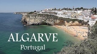 Algarve - Portugal's southernmost region [HD]
