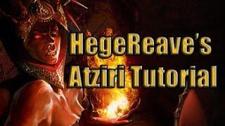 Act4 Beta: HegeReave vs Atziri Tutorial