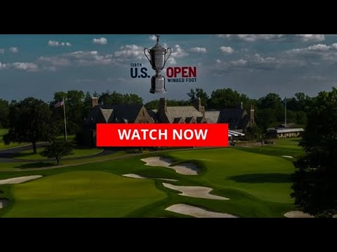 US Open Golf 2020 Live Stream Reddit Online Tiger Woods Streaming