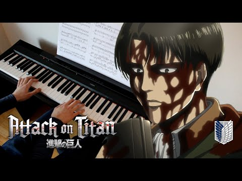 Levi's Choice (ThanksAT/T-KT) - Attack On Titan Season 3 Part 2 EP 6 OST Piano Cover | Sheet Music