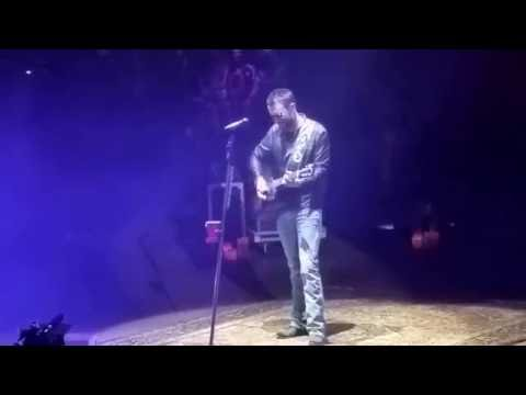 Eric Church - Mistress Named Music (Medley of Cover Songs) Red Rocks Amphitheatre 8/10/2016