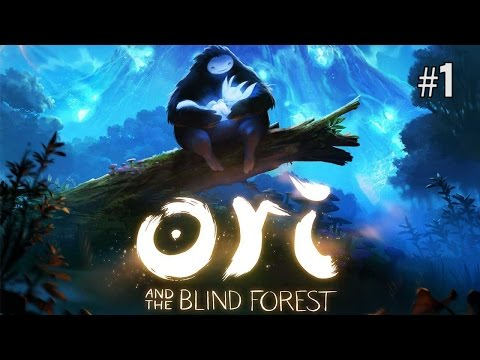 Twitch Livestream | Ori and the Blind Forest Part 1