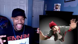 THROWBACK EMINEM THURSDAYS ARE HERE!!! - Eminem - Without Me Reaction