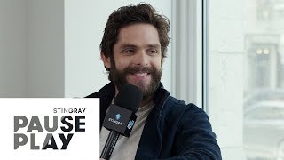 Thomas Rhett Interview | Stingray PausePlay