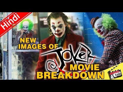 JOKER Movie New Images Breakdown...