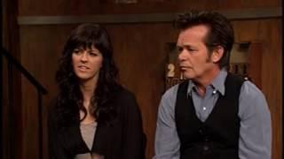 "John and Karen discuss the video for John's 2009 single ""A Ride Bac..."